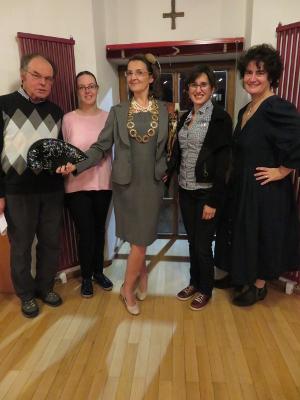 Krimi Dinner: Professor Möbius im Kreise des Wallfahrtsfrauenvereins